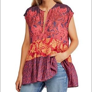 Gotta Have You Tunic Free People size M NWT